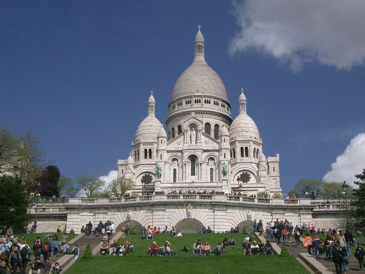 Sacre Coeur, Montmartre