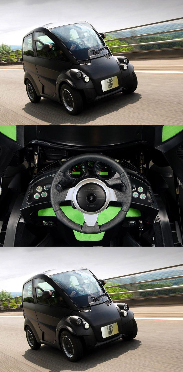 Gordon murray design t25 minicar microcarsmall carsbusseselectric