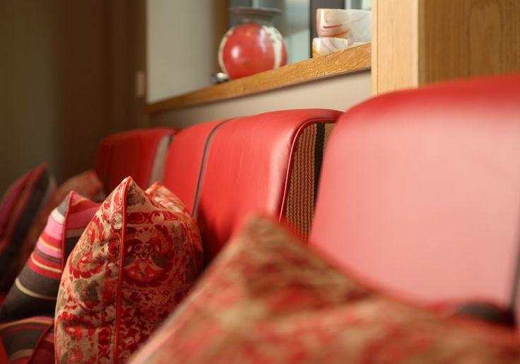 Classic Modern Bistro | 21 interior design by Ward Robinson | Newcastle upon Tyne | Bar Design | Restaurant Seating