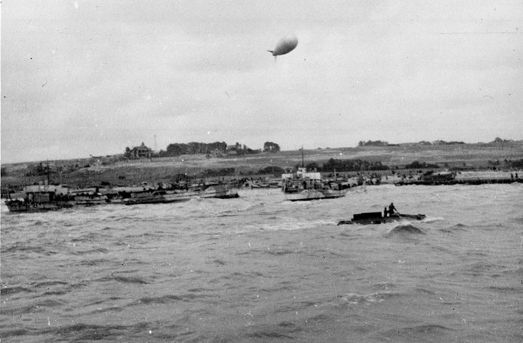 d-day gold beach