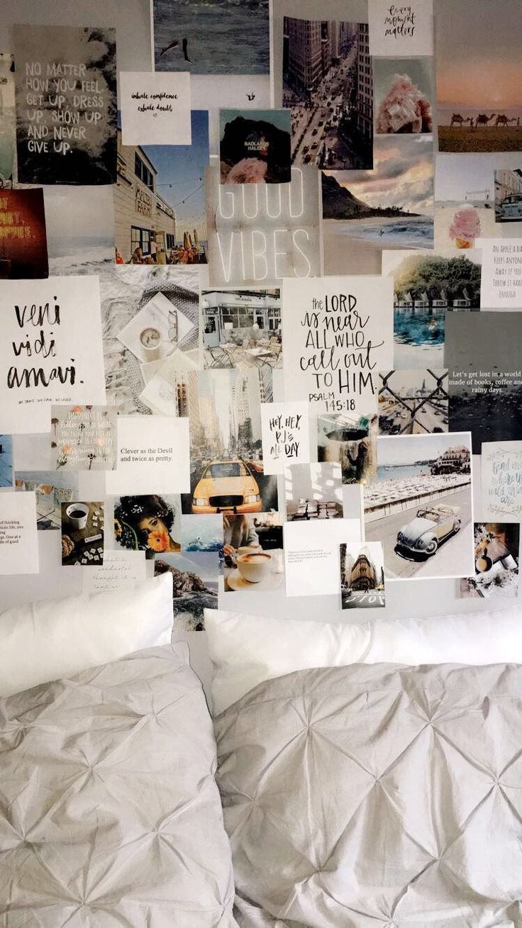 dorm decor – A mix of mid-century modern, bohemian, and industrial interior style. Home and apartment decor, decoration ideas, home design, bedroom, l…