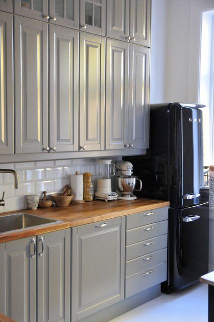 liding ikea k che pinterest grau und ikea. Black Bedroom Furniture Sets. Home Design Ideas
