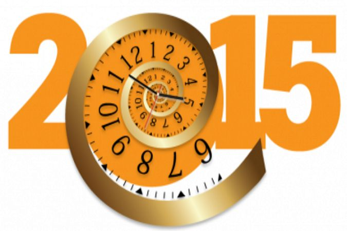 Happy New Year 2015 PNG