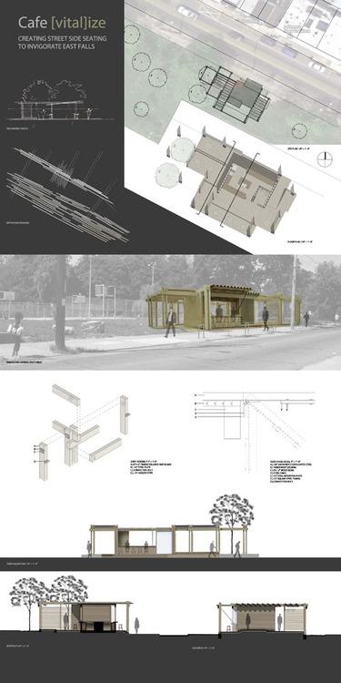 Cafe Vitalize - East Falls, Philadelphia - DesignBlendz