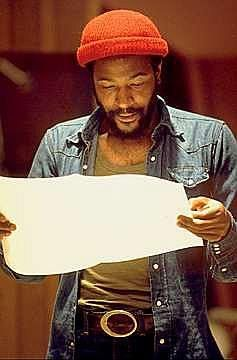 Marvin Gaye - Born: April 2, 1939, Washington, D.C. Died: April 1, 1984, Los Angeles, CA. Truly one of the most passionate singers ever.