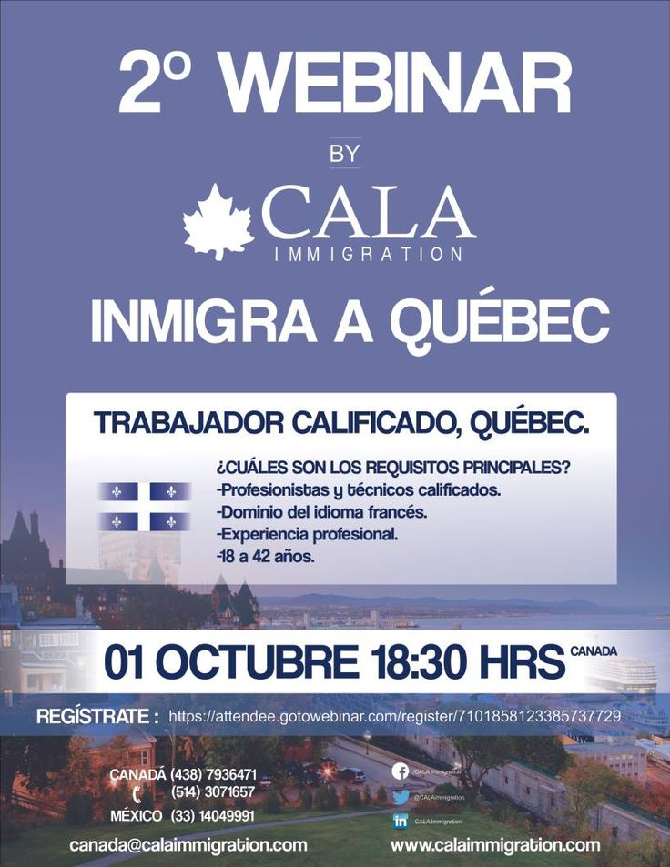 CALA Immigration in Montreal, QC