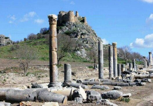 Hiarepolis Antik Kent-Osmaniye/Turkey