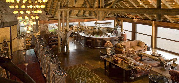 Dining Area Ulusaba Lodge