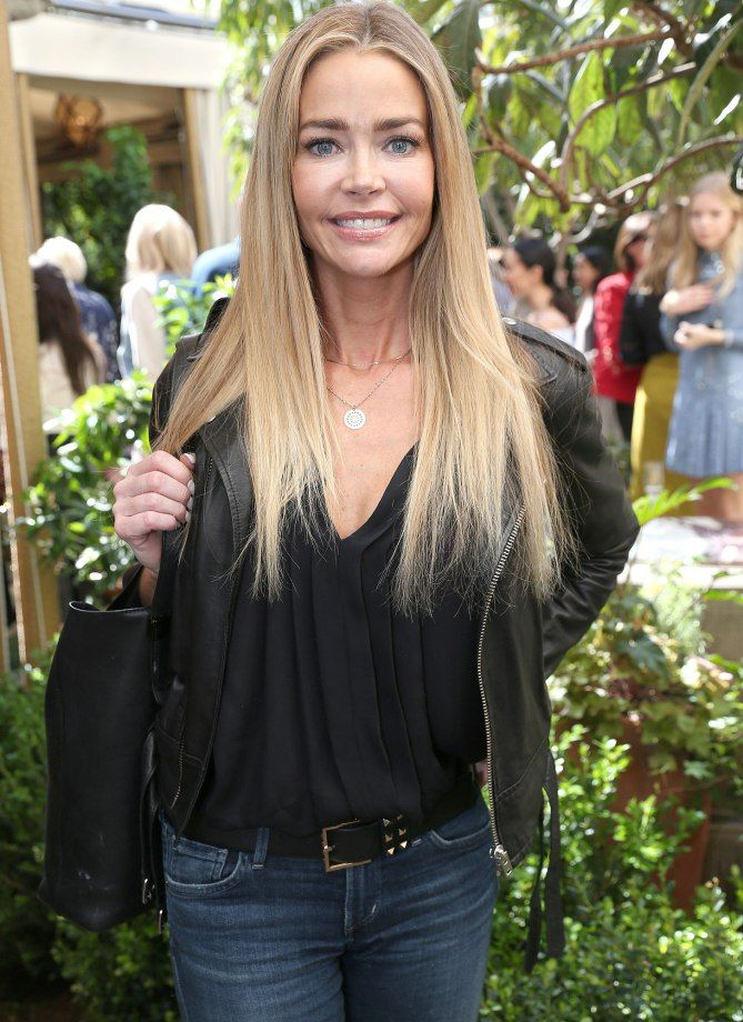 OUT TO LUNCH      Denise Richards attends the Net-a-Porter lunch at L.A.'s Chateau Marmont on Friday.Star Tracks: Monday, Feb. 27, 2017