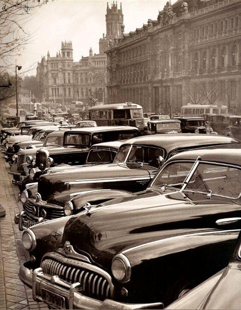 Calle de Alcalá  catalá-roca 1950