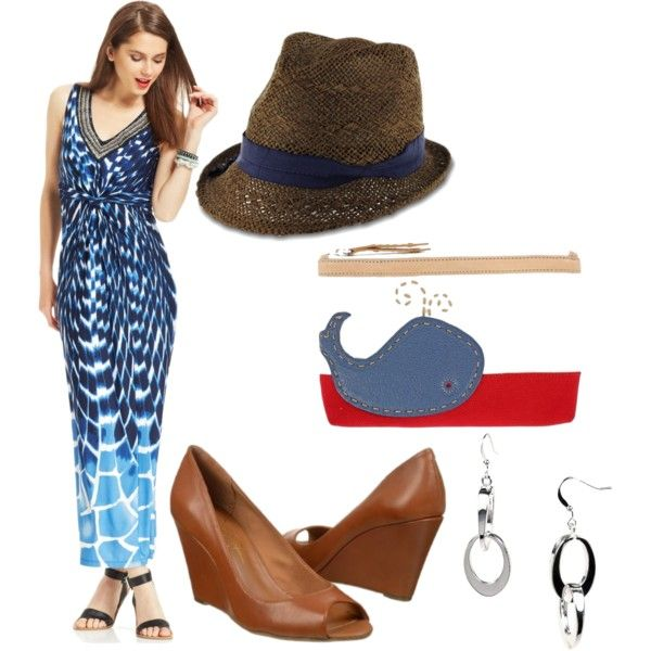 """Day 4 beach petite vacation"" by elishasauers on Polyvore"
