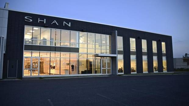 To promote brand awareness, swimwear maker Shan has built a factory, showroom and boutique on a prominent highway location at its home base in Laval, Que. The sleek grey-and-glass building, designed by acclaimed Montreal architect Renée Daoust, cements Chantal Lévesque's position as an award-winning international fashion manufacturer and retailer.
