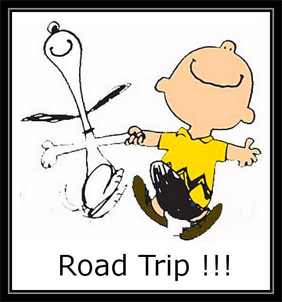 Happiness is two little words... Road Trip!  Go on one soon - #LoveYourRV