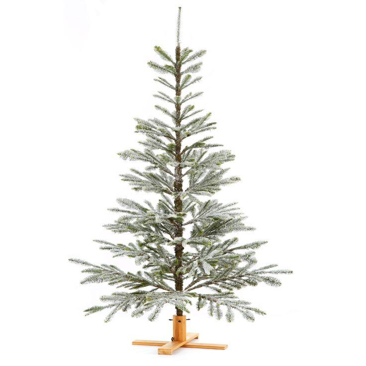 Noble Fir Snow Tree