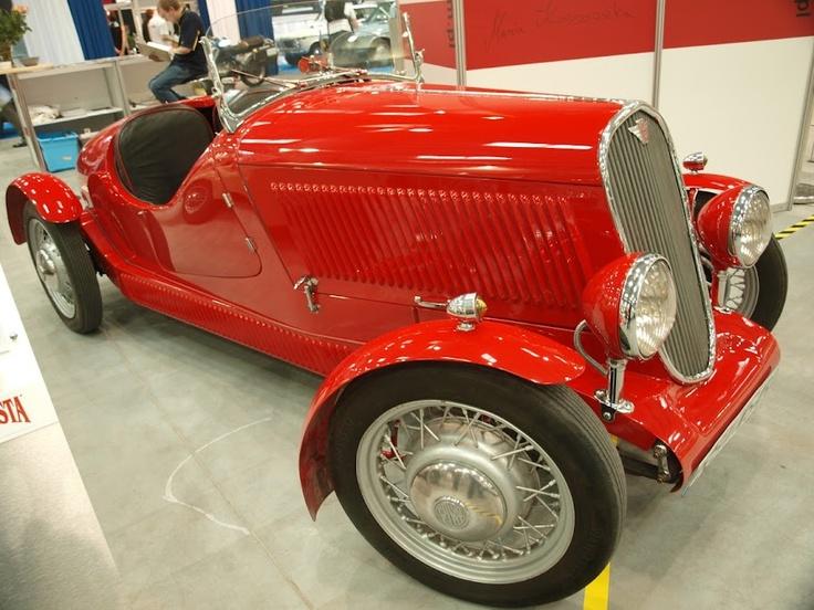 Fiat 508 S  1938r. 1l.  30KM.