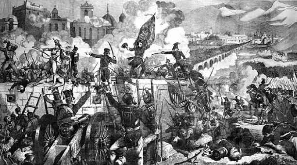 The Mexican-American war started along the border of the Rio Grande on April 25, 1846, when Mexican cavalry attacked a group of U.S. soldiers. On February 2, 1848, the Treaty of Guadalupe Hidalgo was signed after a series of U.S. victories. Mexico lost about 1/3 of its territory which included California, Utah, Nevada, Arizona, and New Mexico. http://www.britannica.com/EBchecked/topic/379134/Mexican-American-War