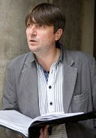 Simon Armitage, click through to some of his early poems.