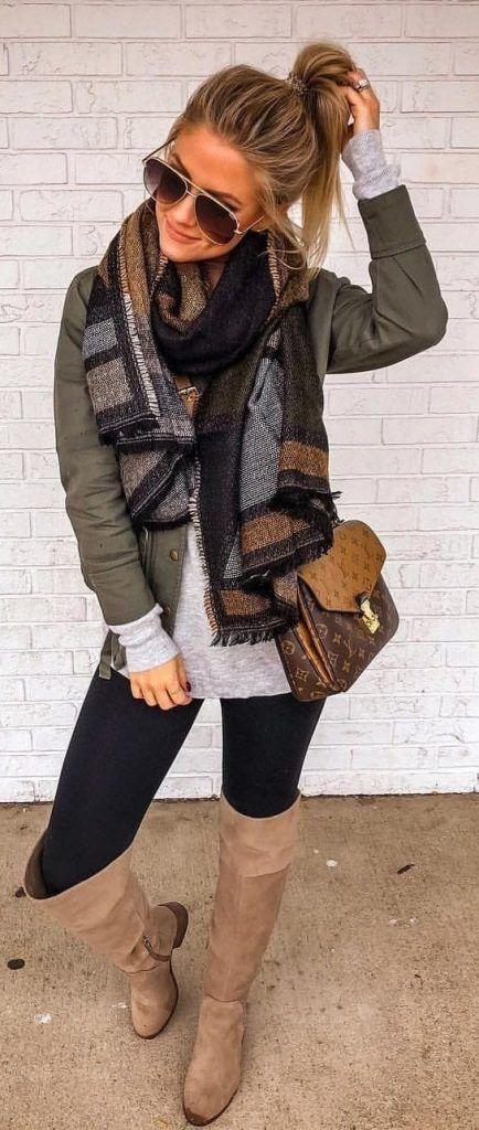 Fall winter grunge edgy fashion outfits  - Kristina Scott-Lloyd