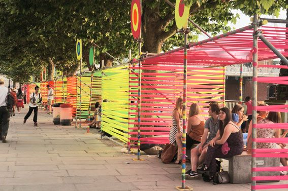 Southbank Festival of Love, London