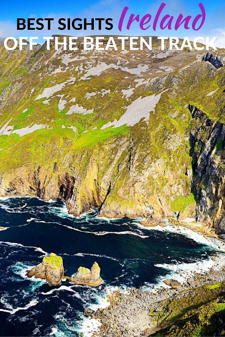 Spectacular Alternates to Ireland's Must See Sights- Cliffs, castle, monasteries and moreare what you will find during your next Ireland vacation if you want to side step the normal route and really see this country and all her beauty.