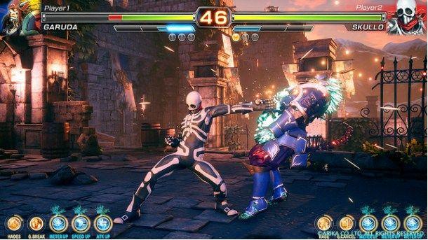 Arikas Upcoming Fighting Game Gets A Name Beta Dates  News