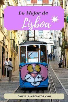 Una guía personal con lo mejor de Lisboa. #Lisboa, #Portugal
