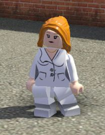 Virginia POTTS | Earth 13122 | Lego Marvel SUPER HEROES