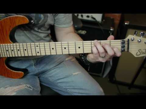 Dominant 7 flat 9 chord - Guitar lesson - YouTube