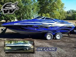 Best Boat Images On Pinterest Boat Wraps Boating And Boats - Blue fin boat decalsblue fin sportsman need some advice pageiboats