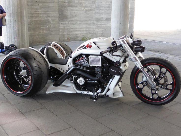 Harley Davidson V-Rod Trike