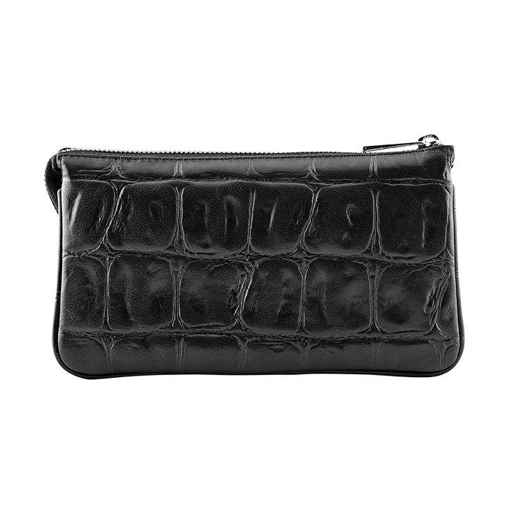 Sensual Fusion, small bag, style 11100. Black.