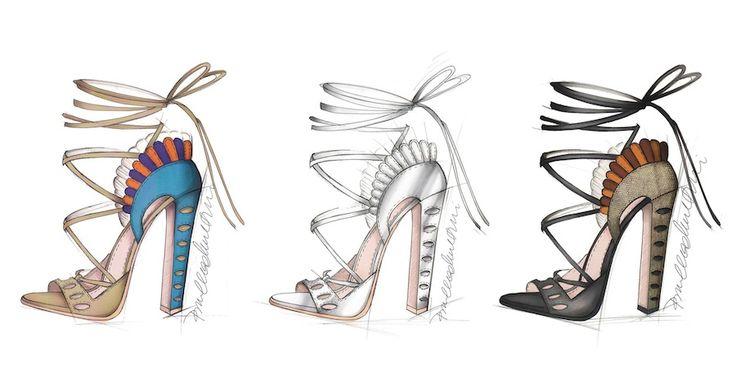 Paula Cademartori Shoes collection