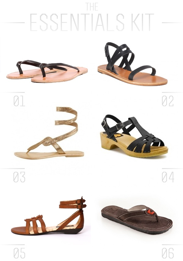 Ethical summer shoes for the thoughtfully fashionable.