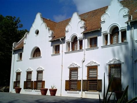 Groote Schuur: Traditional Cape Dutch Architecture