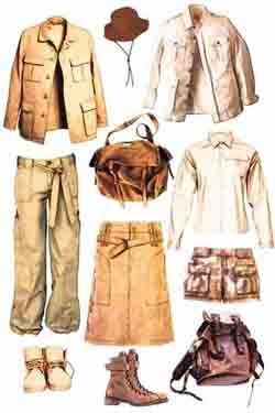 safari gear | Safari Clothing What to Wear, What Not to Wear on Your African Safari