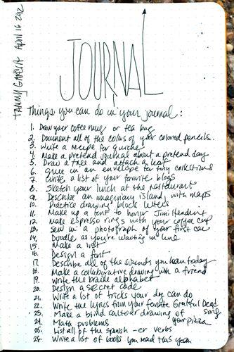 The Rhodia Journal Swap#3 - daisy yellow - create explore paint