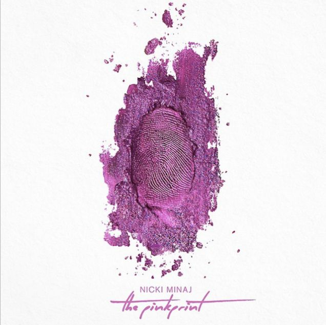 Nicki Minaj's Album Cover Looks Like Kanye West Designed It, Jezebel.com--> only way I could get Jezebel to show up was to pin an article. I chose the first one.