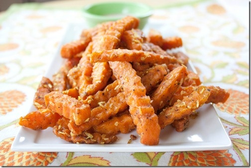 Coconut-curry sweet potato fries | For Sean / Paleo | Pinterest