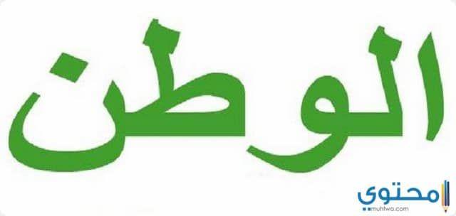 خطبة محفلية عن الوطن 1442 معلومات اسلامية الوطن خطبة عن المواطنه خطبة عن الوطن Tech Company Logos Company Logo Vimeo Logo