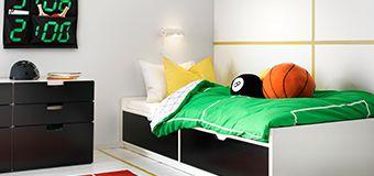 CAmas juveniles IKEA