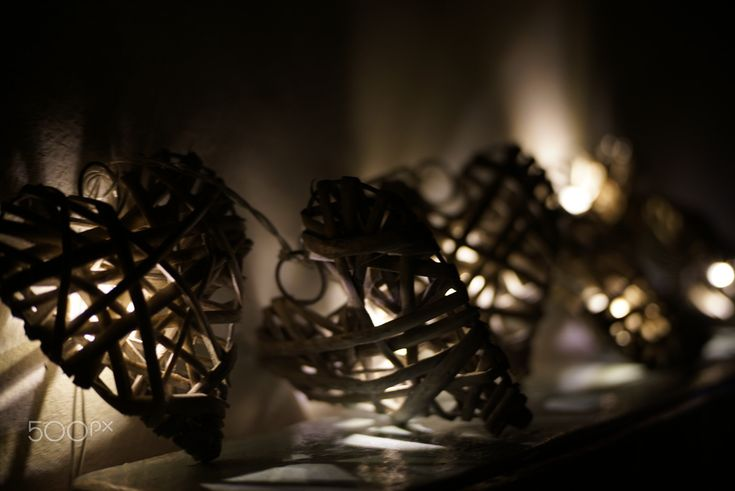 Heart lights - Decoration - Lights