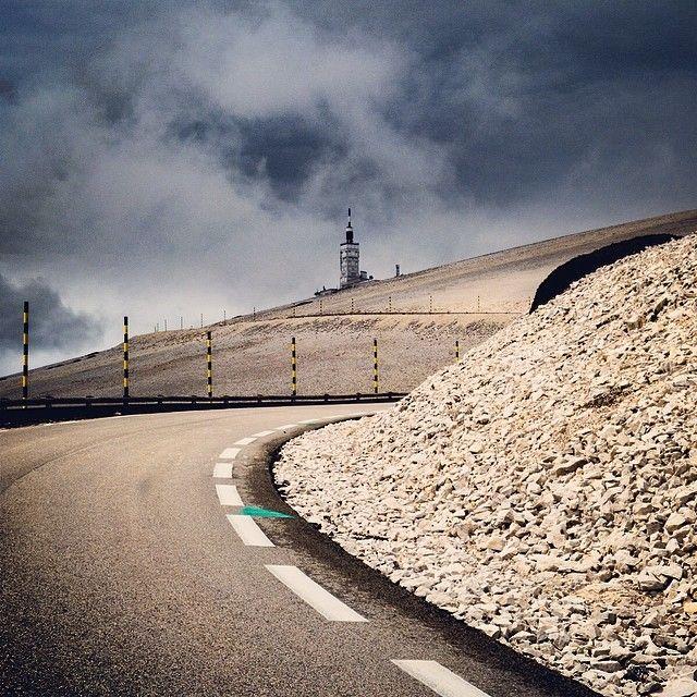 Mont Ventoux #cyclingmemories #roadisthewayoflife