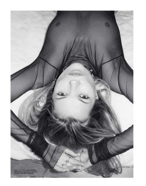 Hhhhhhhhhhhelen: Lui Magazine France Kate Moss