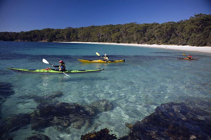 Kayaking, Booderee National Park