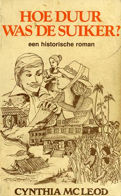 Great novel set in the colonial period of Suriname