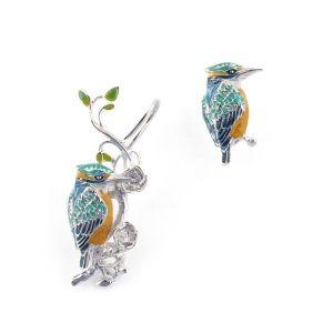 Kingfisher Earring & Climber