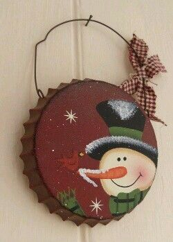 Christmas faces & project ideas.