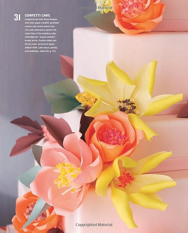 210 best Papercraft - Flowers images on Pinterest | Crafts, Fabric ...