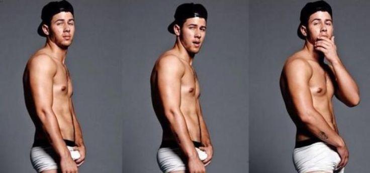 Nick Jonas muestra su musculoso cuerpo en la portada de Flaunt (+Fotos hot)