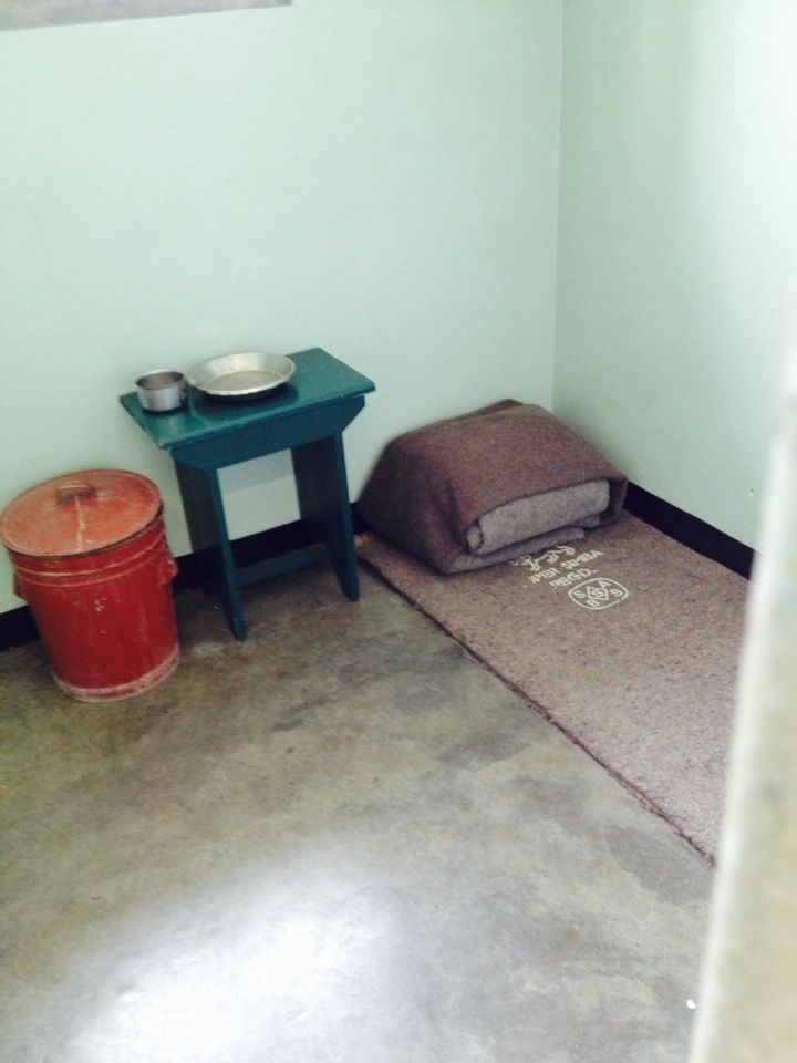 """""""Everyone should visit Robben Island, if not to be humbled, then to be inspired by the islands history and the stories of the men who rose from obscurity to build a free and fair South Africa (and remember Nelson Mandela)"""""""